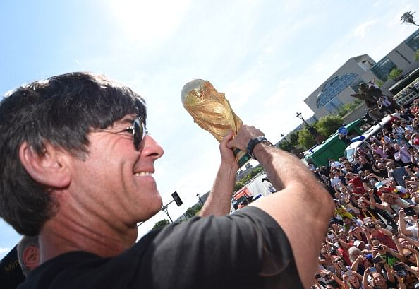 Can't think of anything better than coaching Germany: Joachim Loew