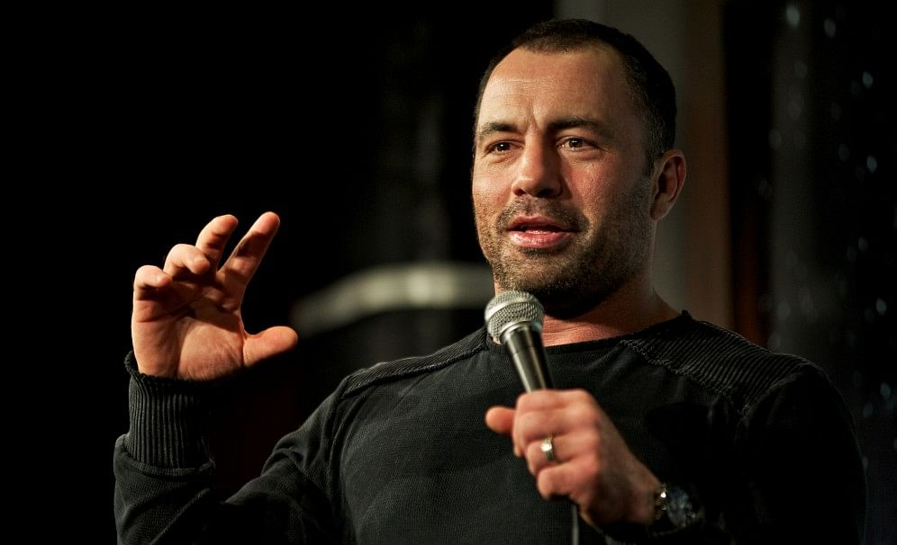 Joe Rogan - the voice of MMA