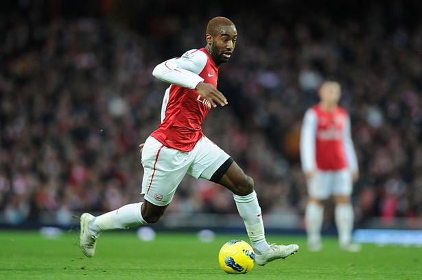 Why Johan Djourou is still in the Arsenal squad?