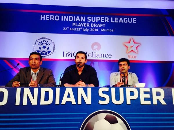 Indian Super League: Success is secondary for us – North East United FC co-owner John Abraham
