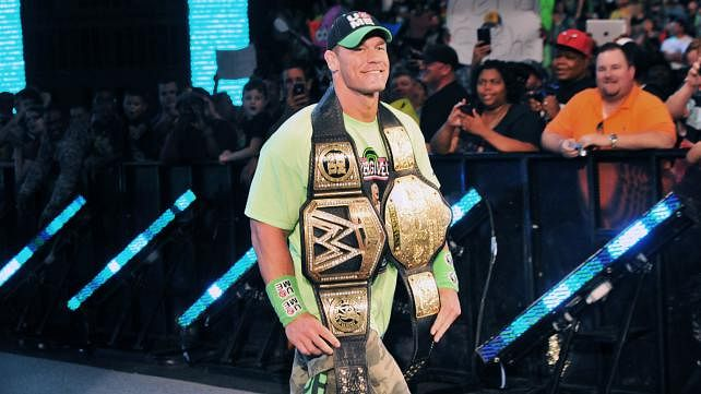John Cena Leaving WWE for Hollywood?
