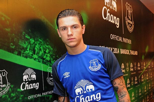 Everton sign Bosnia-Herzegovina midfielder Muhamed Besic