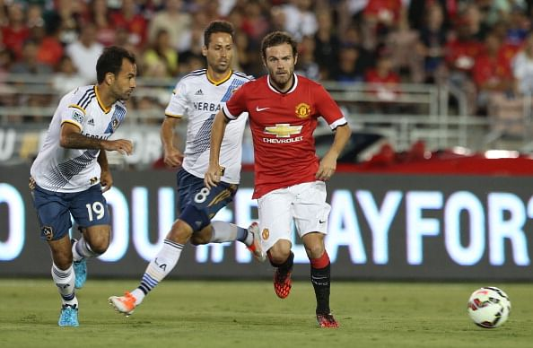 Manchester United's Juan Mata reveals Louis Van Gaal's system and how team should communicate