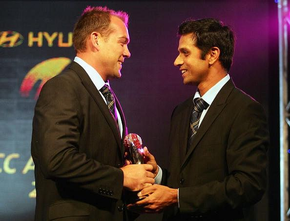 Rahul Dravid hails Kallis as 'the Gary Sobers of our generation'