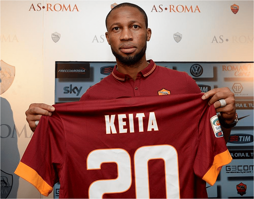 Seydou Keita explains why he threw a water-bottle at Pepe
