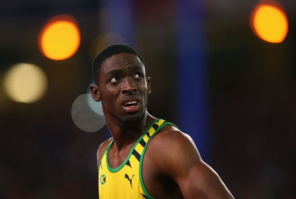 Commonwealth Games 2014: Kemar Bailey-Cole replaces Usain Bolt