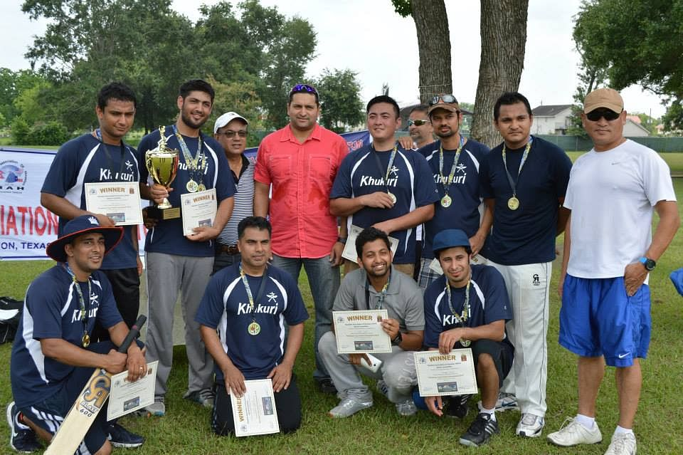 Khumbutse Khukuri win inaugural Himalayan Cup Cricket Tournament in USA