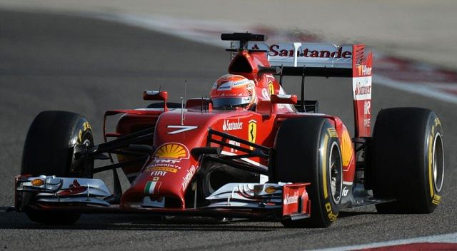Why is Kimi Raikkonen struggling in Ferrari?