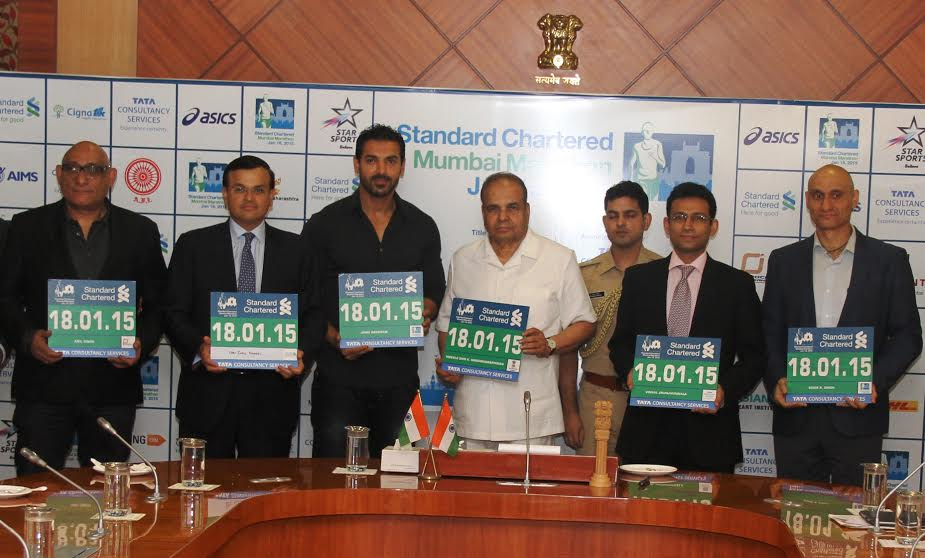 Registrations for Standard Chartered Mumbai Marathon underway