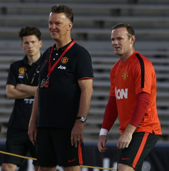 Louis van Gaal: Manchester United team has quality players but lacks balance