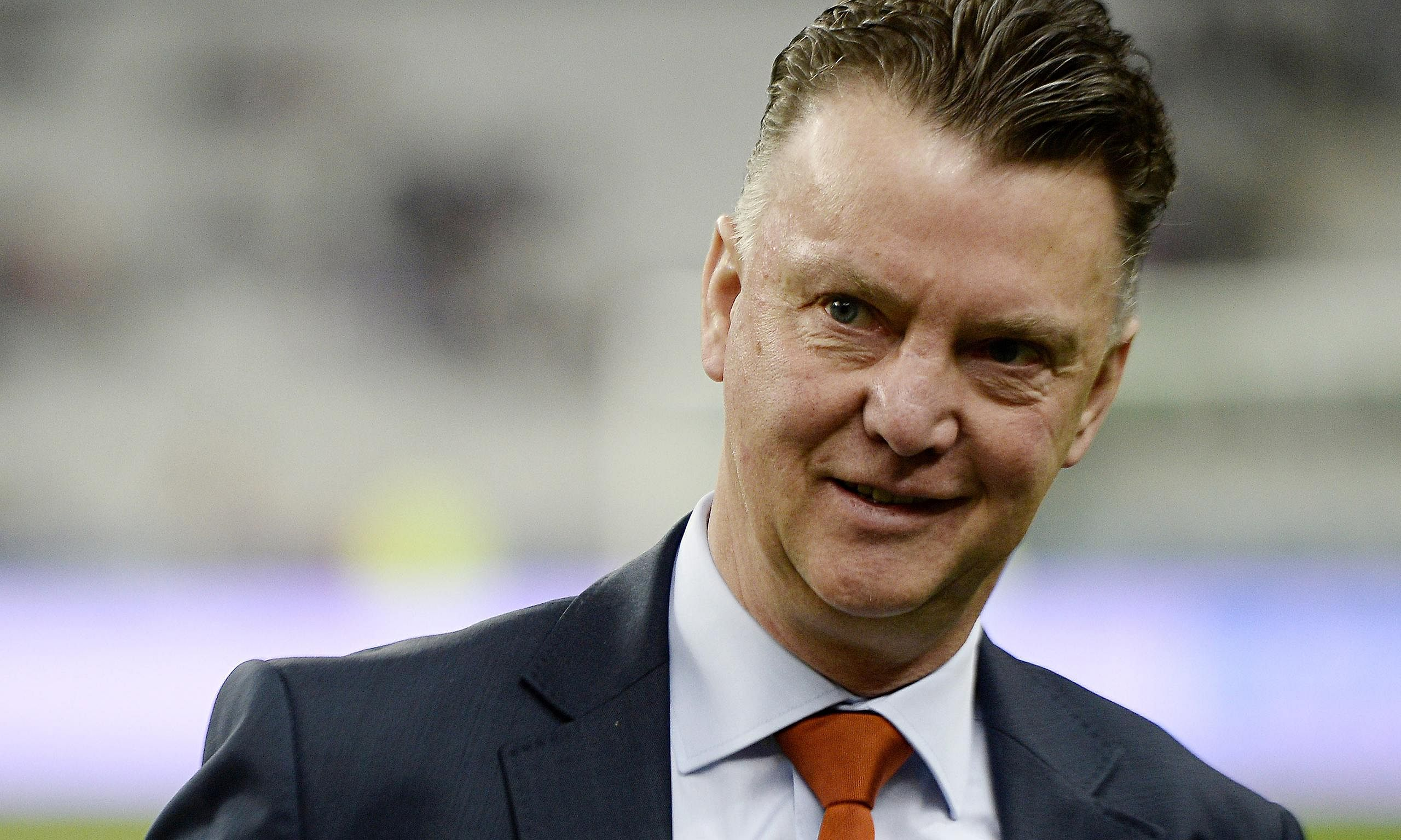 Arsene Wenger and Jose Mourinho praise Netherlands boss Louis Van Gaal