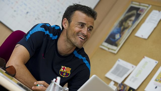 An open letter to Luis Enrique from a Barcelona fan
