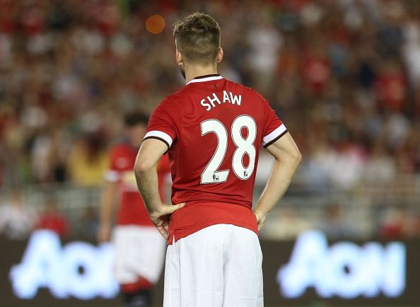 Chelsea boss Mourinho says signing Luke Shaw would have killed the team