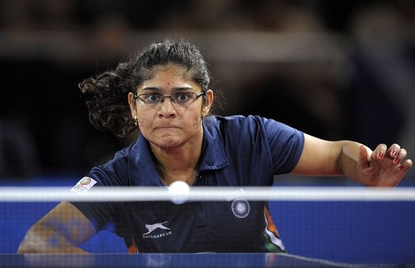 CWG 2014: Anthony Amalraj and Madhurika Patkar sent packing in table tennis mixed doubles