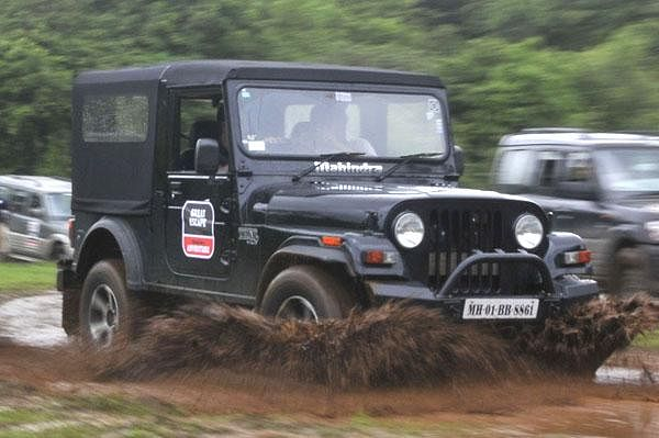 Mahindra Adventure Monsoon Challenge: 25 vehicles to battle it out this weekend