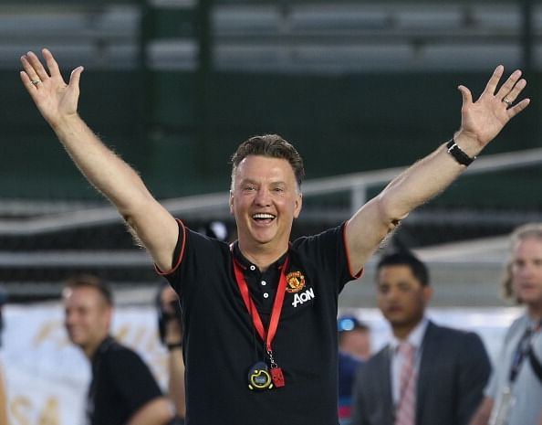 New Manchester United manager Louis van Gaal gets busy erasing David Moyes' legacy