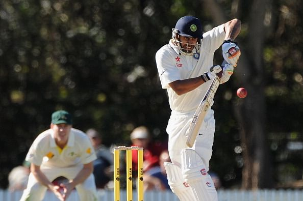 Manoj Tiwary and Naman Ojha lead India A recovery against Australia A