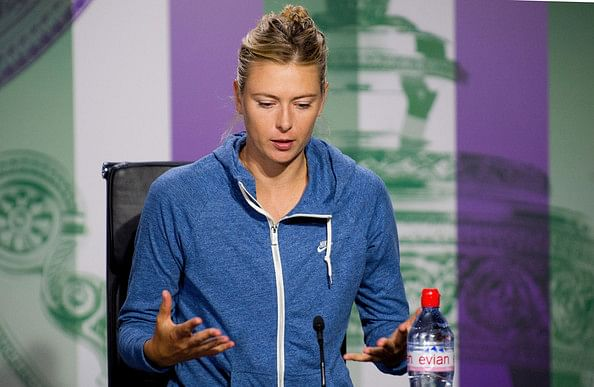 An Open Letter to Maria Sharapova