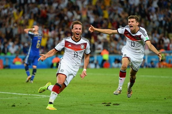Bayern Munich signs Mario Gotze's younger brother Felix from Borussia Dortmund