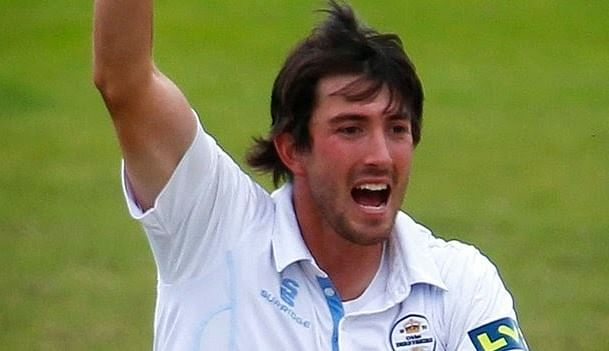 Derbyshire v Glamorgan day 2 report