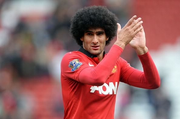 Rumour: Napoli hold talks with Manchester United over Marouane Fellaini switch