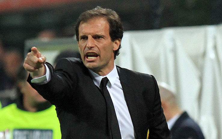 Massimiliano Allegri appointed as new Juventus coach; reports suggest Vidal possible transfer reason for Conte's exit