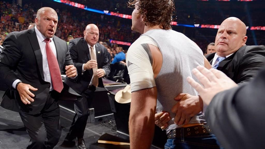 Battleground 2014 Review: Analyzing WWE's move to cancel the Rollins-Ambrose match