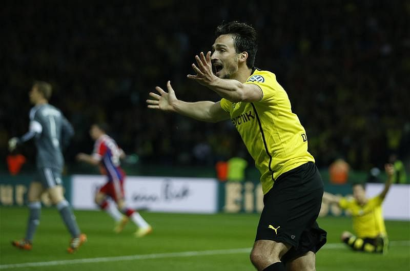 Rumour: Mats Hummels and Borussia Dortmund not interested in talks with Manchester United
