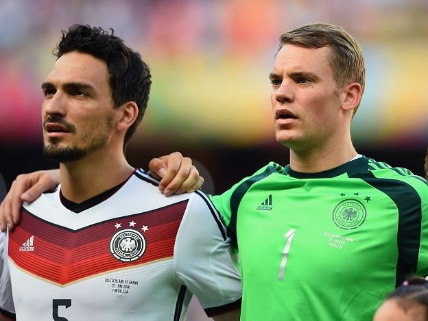 5 reasons why Germany will win the 2014 World Cup