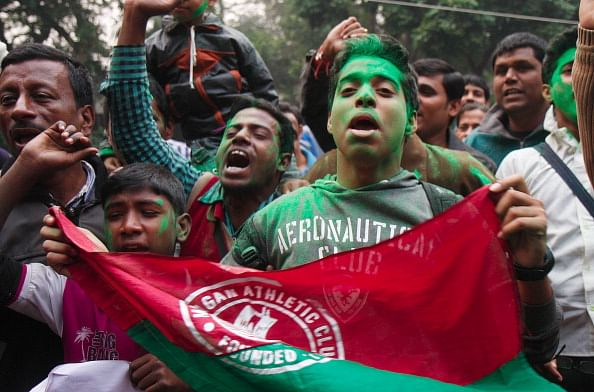 I-League: Mohun Bagan had the best average home attendance in 2013-14 campaign