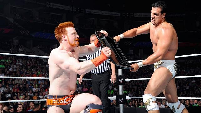 WWE Main Event results - July 7, 2014