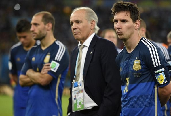 Did Lionel Messi miss out on his best chance of capturing World Cup glory?