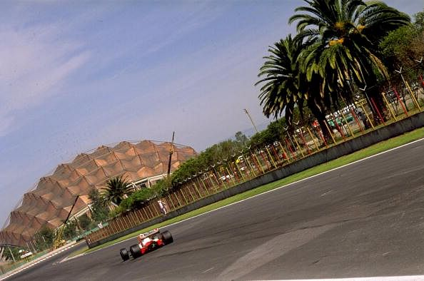 Mexican Grand Prix to make a return to F1 calendar in 2015