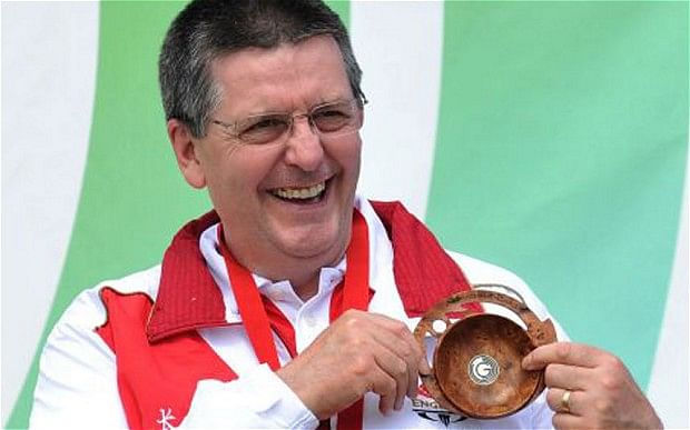 Commonwealth Games 2014: Veteran English shooter Michael Gault calls it a day