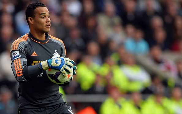 Rumour: Swansea goalkeeper Michel Vorm on the verge of signing for Tottenham Hotspur