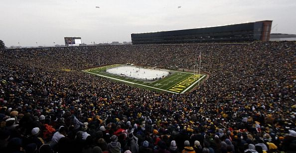 Largest College Football Stadiums