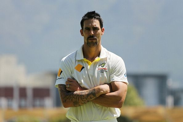 Mitchell Johnson didn't want to play cricket after homework-gate scandal