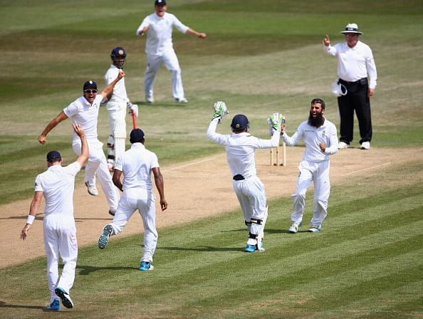 England v India 2014 - 3rd Test, Day 5: Tweets of the day
