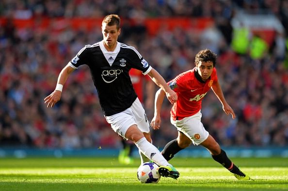 Arsenal target Schneiderlin holds talks with Southampton boss Koeman over his future