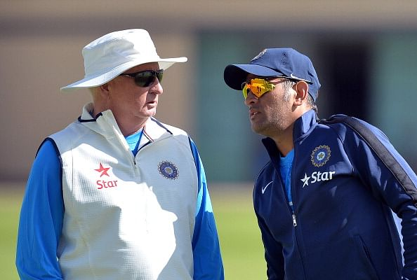 An honest man and a stubborn captain: Duncan Fletcher on MS Dhoni