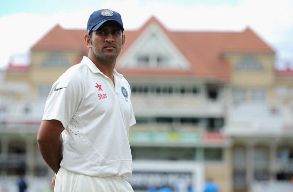It was a good Test match for us: MS Dhoni after drawn Test at Trent Bridge