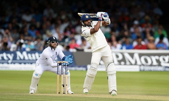 Game is unpredictable: Murali Vijay