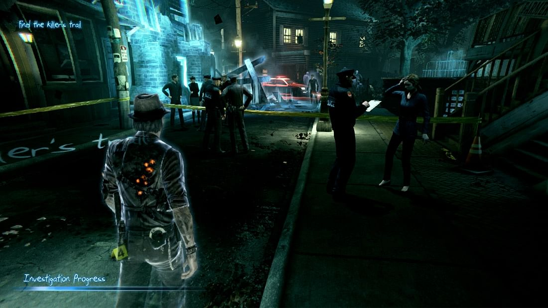 Murdered: Soul Suspect - Game Review