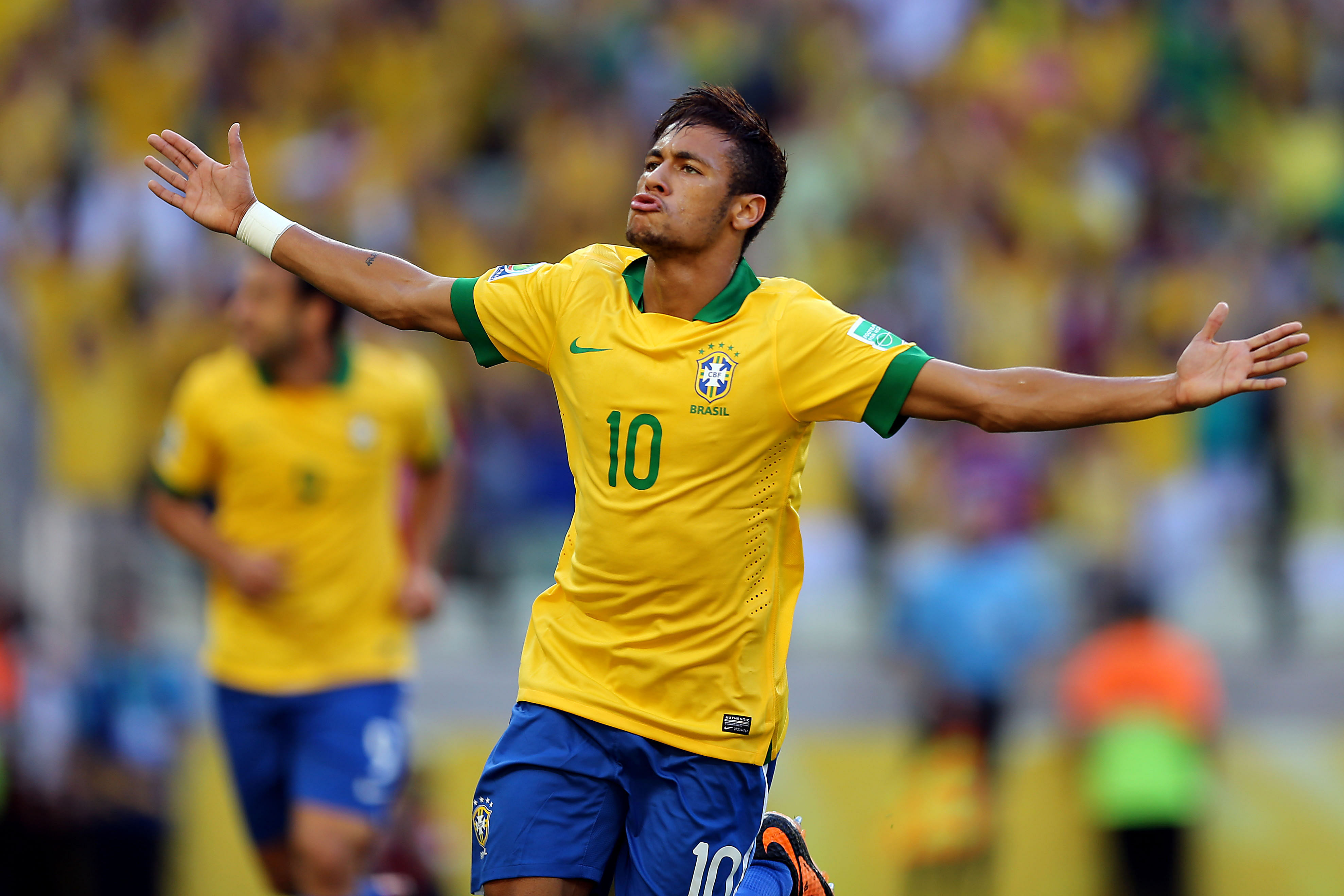 Neymar Jr Facts- You should knowNeymar Jr Brazil 2014
