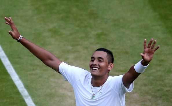 10 things you need to know about Nick Kyrgios - Rafael Nadal's Wimbledon conqueror