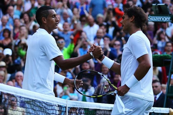 Wimbledon 2014: Nick Kyrgios reminds Pat Cash of young Mark Philippoussis