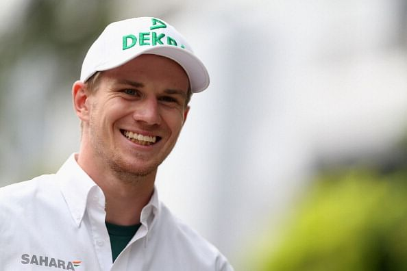 German GP: Force India's Nico Hulkenberg to start 9th, Sergio Perez 10th