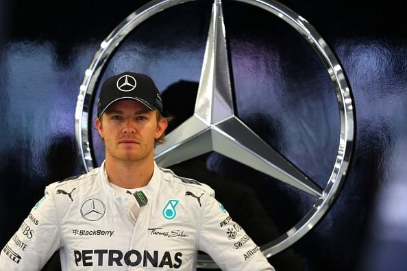 Nico Rosberg extends contract with Mercedes