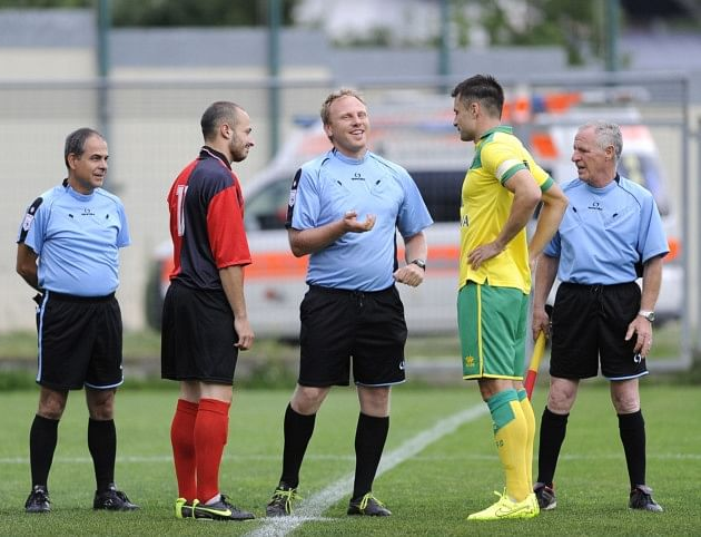 Norwich City apologize to Italian team after beating them 13-0