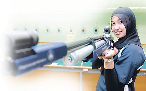 Commonwealth Games 2014: Misplaced jacket forces gold medallist Malaysian shooter to miss the event
